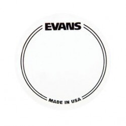EVANS CLEAR PLASTIC SINGLE EQPC1