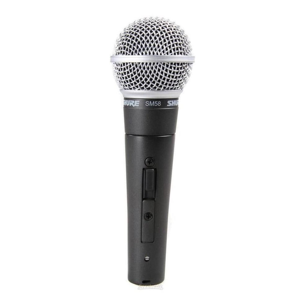 Legendarny model SM58® jest branżowym standardem. To niezwykle  wszechstronny dynamiczny mikrofon wokalowy o charakterystyce kardioidalnej 2ac3635bec