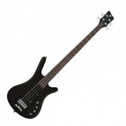 WARWICK RB CORVETTE 4 BLACK OFC