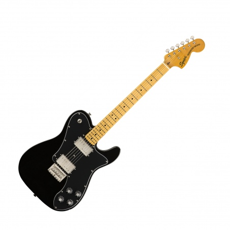 FENDER SQUIER CLASSIC VIBE 70S TELECASTER DELUXE MN BLK