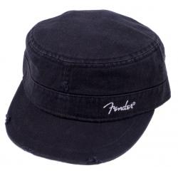 FENDER MILITARY CAP BLACK...