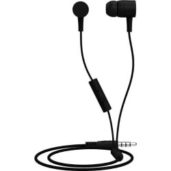 MAXELL SPECTRUM EARPHONE BLACK
