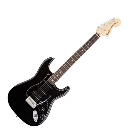FENDER AMERICAN SPECIAL STRATOCASTER HSS RW BLK