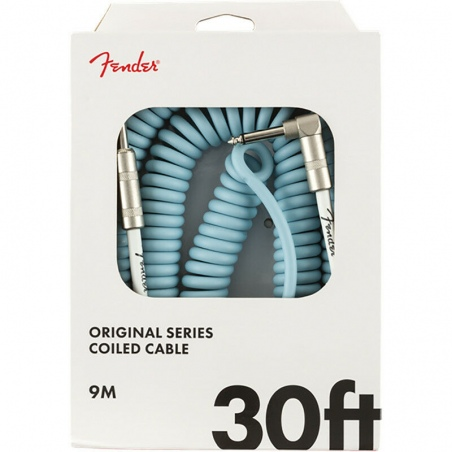 FENDER ORIGINAL COIL CABLE 30 DNB