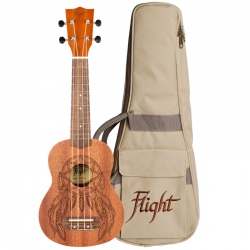 FLIGHT NUS350 DC UKULELE...