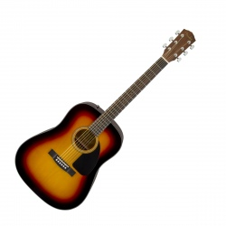FENDER CD-60 DREADNOUGHT V3...
