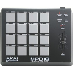 Akai Professional MPD 18