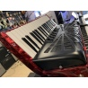 HOHNER BRAVO III 80 RED - OUTLET