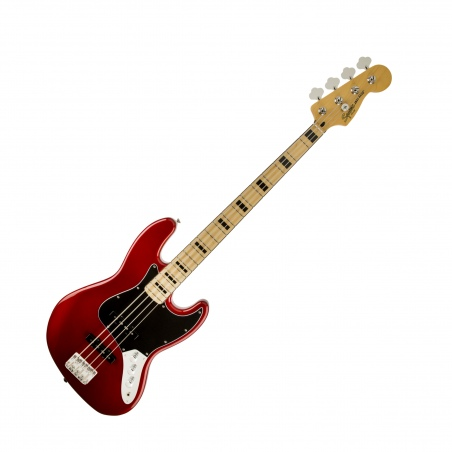 FENDER SQUIER VINTAGE MODIFIED JAZZ BASS 70S MN CAR