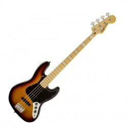 FENDER SQUIER VINTAGE MODIFIED JAZZ BASS '77 3TS