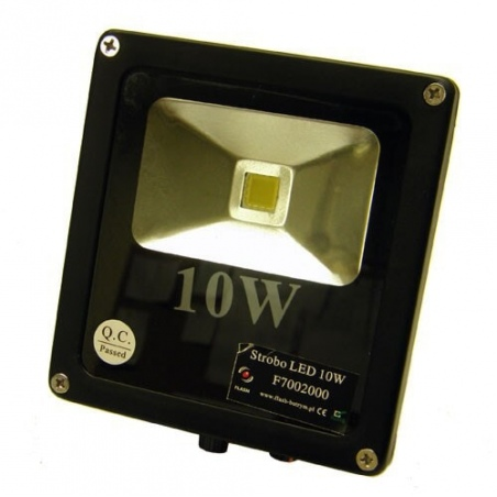 FLASH LED STROBOSKOP 10W IP34 F7002000