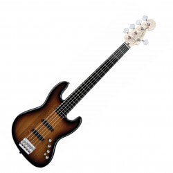 FENDER SQUIER DELUXE J-BASS V ACTIVE 3TS