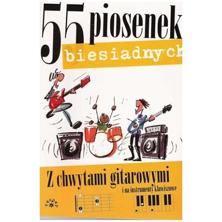 ABSONIC. 55 PIOSENEK BIESIADNYCH