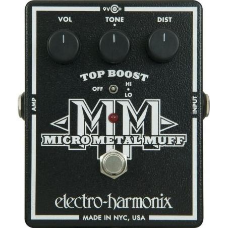 ELECTRO-HARMONIX MICRO METAL MUFF - OUTLET