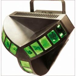 FLASH LED MARS 2X10W RGBW...