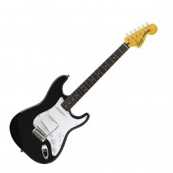 FENDER SQUIER VINTAGE MODIFIED STRAT RW BLK