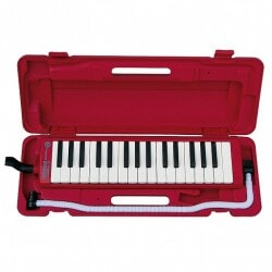 HOHNER 9432 STUDENT RED MELODYKA 32 TON