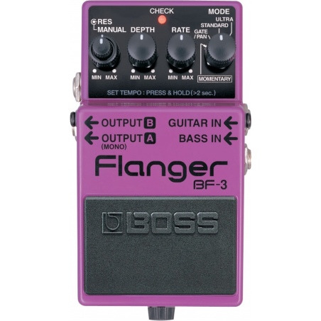 BOSS Flanger BF-3 - OUTLET