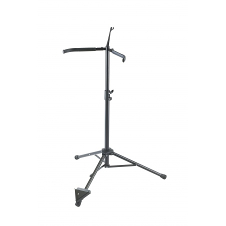 K&M 14110-011-55 CELLO STAND BLK - OUTLET