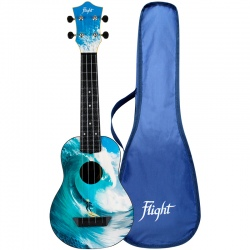 FLIGHT TUS25 SURF UKULELE...