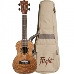 FLIGHT DUC410 QA/QA UKULELE...