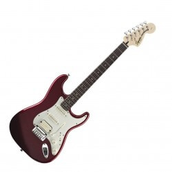 FENDER SQUIER STANDARD FAT STRAT RW CAR