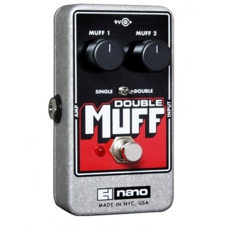 ELECTRO-HARMONIX DOUBLE MUFF - OUTLET