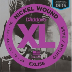 D'ADDARIO EXL156 NICKEL...