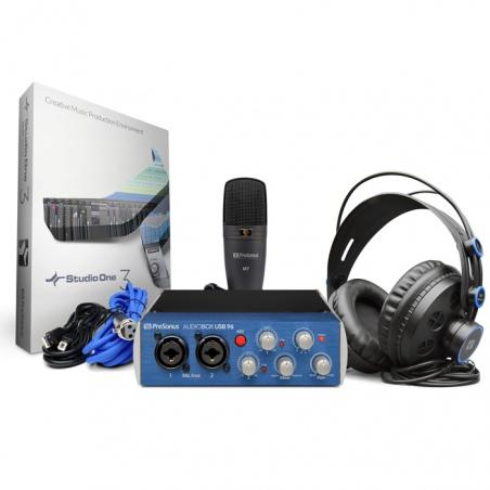 PRESONUS AUDIOBOX USB 96 STUDIO
