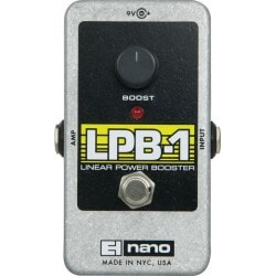 ELECTRO-HARMONIX LPB-1 POWER BOOSTER
