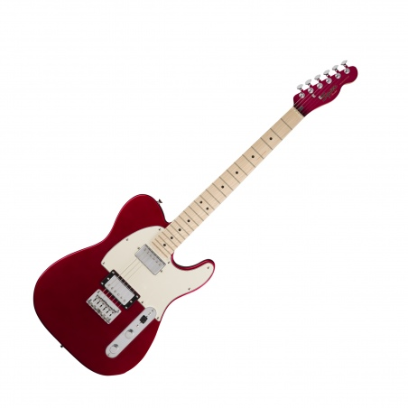FENDER SQUIER CONTEMPORARY TELECASTER HH MN DRK MET RD