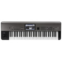 KORG KROME 61EX WORKSTATION