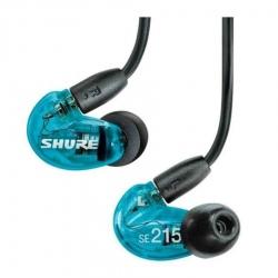 SHURE SE215SPE-B-UNI-EFS -...