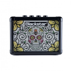 BLACKSTAR FLY 3 SUGAR SKULL...