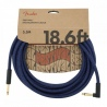 FENDER 18.6 ANGLE CABLE BLUE DREAM KABEL INSTRUMENTALNY 5,5M