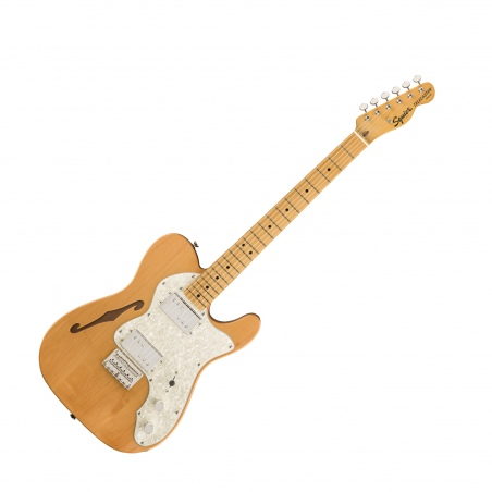 FENDER SQUIER CLASSIC VIBE 70S TELECASTER THINLINE MN NAT