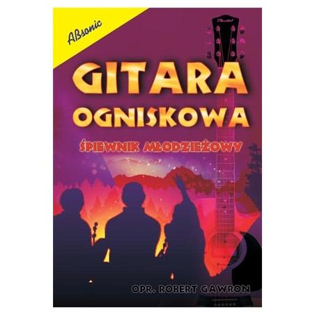 ABSONIC. GITARA OGNISKOWA - ŚPIEWNIK