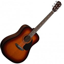 FENDER CD-60 PACK SUNBURST