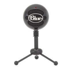 BLUE SNOWBALL GB CZARNY METALIC