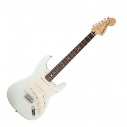 FENDER DELUXE ROADHOUSE STRAT RW SNB