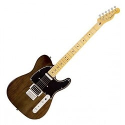 FENDER MODERN PLAYER TELE PLUS MN CHRTRANS