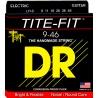DR LH 9-46 TITE-FIT STRUNY GITARA ELEKTRYCZNA