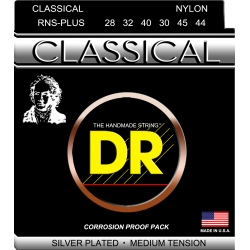 DR RNS 28-44 SILVER-PLATED...