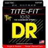 DR BT 10-52 TITE-FIT STRUNY GITARA ELEKTRYCZNA