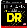 DR MR 45-130 HI-BEAM BASS STRUNY GITARA BASOWA