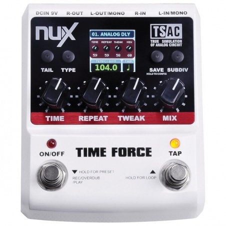 NUX TIME FORCE - OUTLET