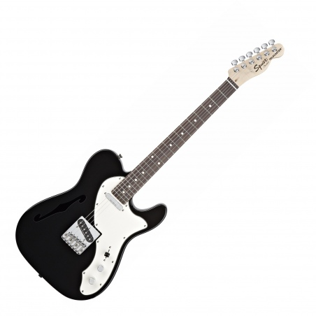 FENDER SQUIER VINTAGE MODIFIED TELECASTER THINLINE BLK