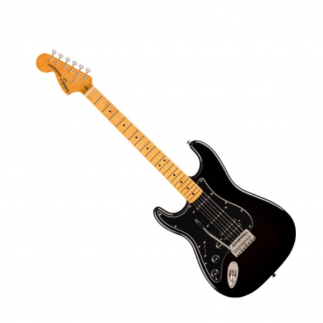 FENDER SQUIER CLASSIC VIBE 70S STRATOCASTER HSS MN BLK LH
