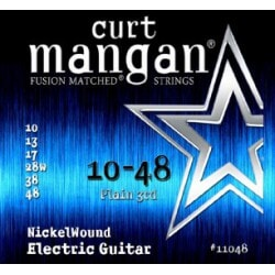 CURT MANGAN 10-48 Nickel Wound