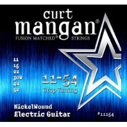CURT MANGAN 11-54 Nickel Wound